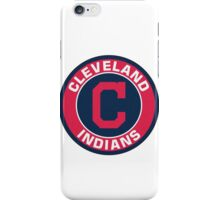 Cleveland Indians LOGO TEAM iPhone Case/Skin