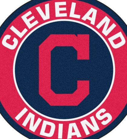 Cleveland Indians LOGO TEAM Sticker