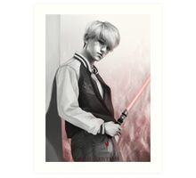 | The Dark Side | - Baekhyun Art Print
