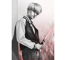| The Dark Side | - Baekhyun Photographic Print