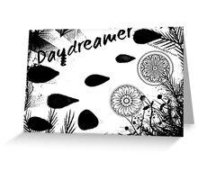 Rachel Doodle Art - Daydreamer Greeting Card