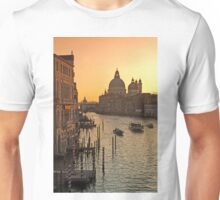 Beautiful Venice Sunrise Unisex T-Shirt