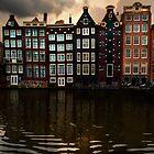 Postcards from Amsterdam by JBlaminsky