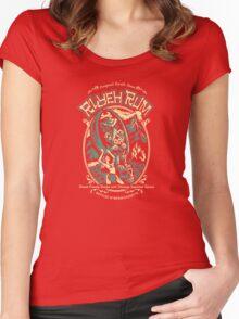 R'lyeh Rum Women's Fitted Scoop T-Shirt