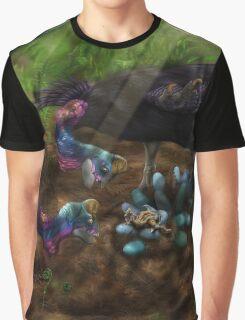 Heyuannia huangi Graphic T-Shirt