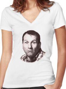 Al Bundy Women's Fitted V-Neck T-Shirt