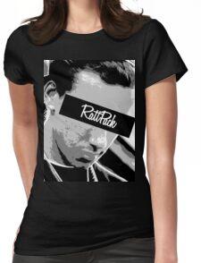 Logic rattpack edit. Womens Fitted T-Shirt