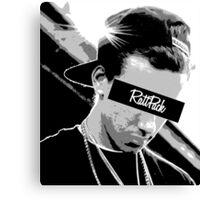 Logic rattpack edit. Canvas Print