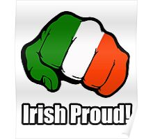 Irish Proud Poster