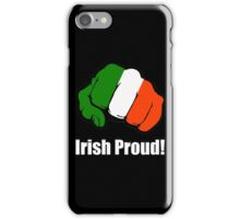 Irish Proud iPhone Case/Skin