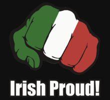 Irish Proud Baby Tee