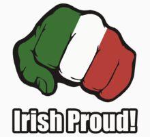 Irish Proud Kids Clothes