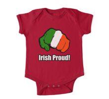 Irish Proud One Piece - Short Sleeve