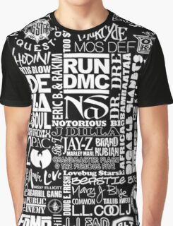 HIPHOP Graphic T-Shirt