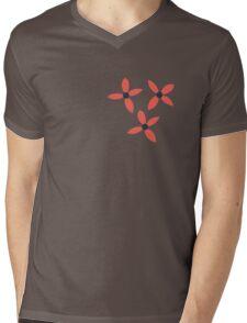 Flower Garden 014 Mens V-Neck T-Shirt