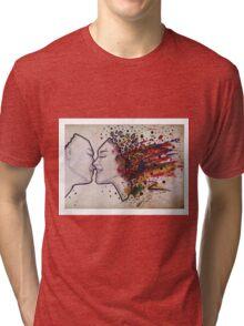 Explosion on My Mind Tri-blend T-Shirt