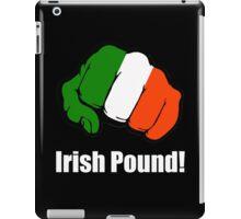 Irish Pound iPad Case/Skin