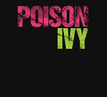 Discreetly Greek - Poison Ivy Womens Fitted T-Shirt
