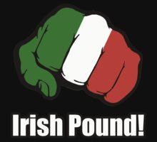 Irish Pound by Thelittlelord