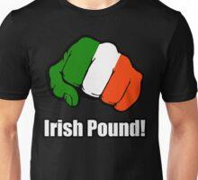 Irish Pound Unisex T-Shirt