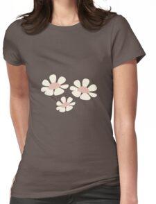 Flower Garden 015 Womens Fitted T-Shirt
