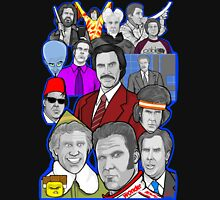 Will Ferrell collage art tribute Unisex T-Shirt