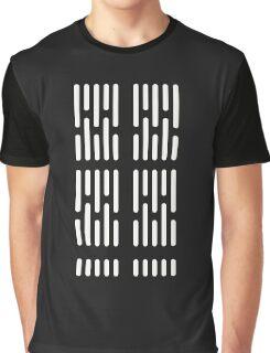 Death Star Interior Lighting Graphic T-Shirt