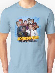 Nostalgia rush Unisex T-Shirt