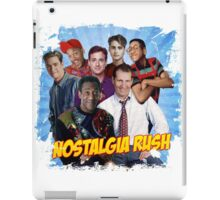 Nostalgia rush iPad Case/Skin