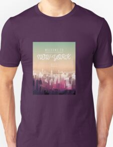 Welcome to NY T-Shirt