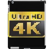 4K Ultra HD iPad Case/Skin