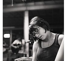 Artists in Studio (TASI) Photographic Print