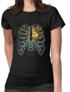Calcifer - Howl's moving castle Womens Fitted T-Shirt