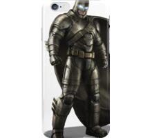 Batman vs Supenman 2016 iPhone Case/Skin