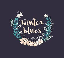 Winter Blues 004 T-Shirt