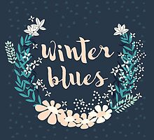 Winter Blues 004 by BlueLela