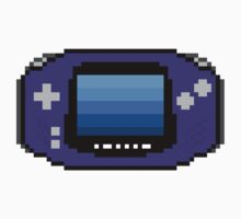 game boy advance Baby Tee