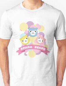 Kawaii Squad Alpaca Pastel Arpakasso Cute Pixel T-Shirt