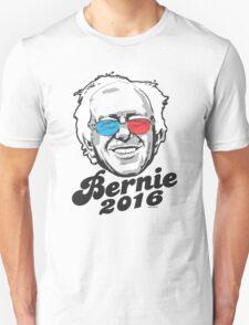 Bernie 3D Glasses 2016 T-Shirt