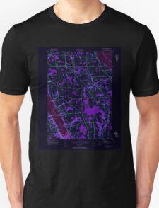New York NY Owasco 135945 1943 24000 Inverted T-Shirt