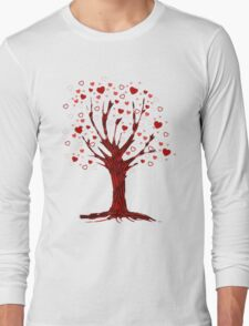heart tree 2 T-Shirt