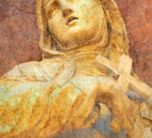 Saint Catherine of Siena Sticker
