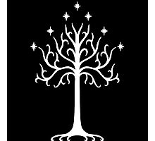 White Tree Of Gondor Photographic Print