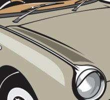 Nissan Figaro - Topaz Mist Sticker
