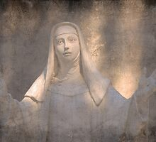 Saint Chaterine of Siena by Madeleine Forsberg