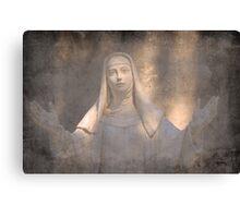 Santa Katarina of Siena Canvas Print