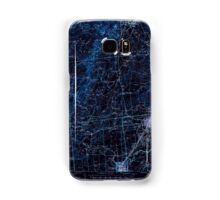 New York NY Saratoga 129399 1942 62500 Inverted Samsung Galaxy Case/Skin