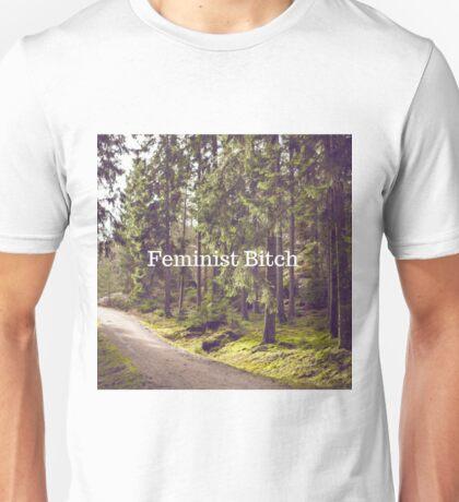 Feminist 2 Unisex T-Shirt