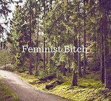 Feminist 2 by squadhub