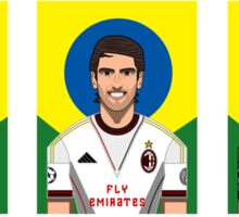 Kaka Milan Sticker